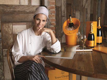 Helena Rizzo, chef del restaurante Maní, que regenta en São Paulo con su marido Daniel Redondo, practica una cocina de raíces brasileñas con influencias de vanguardia española. Ha recibido el premio Veuve Clicquot a la mejor cocinera del mundo.