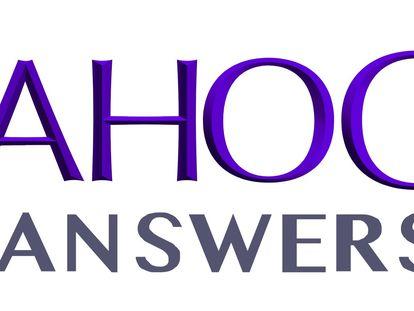Logo de Yahoo Respuestas.