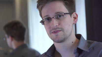 Edward Snowden, el autor de las filtraciones de los programas de espionaje del Gobierno de EE UU.