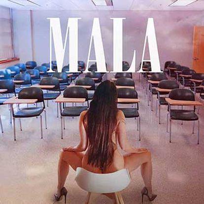 Portada del nuevo disco de Mala Rodríguez, 'Mala'.