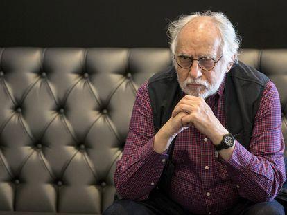 Arturo Ripstein, en 2016 en el festival de Locarno (Suiza). En el vídeo, trailer de la película.