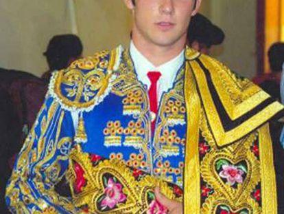 El torero de Utrera (Sevilla) Curro Durán.