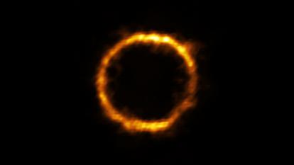 Imagen de la galaxia SPT0418-47