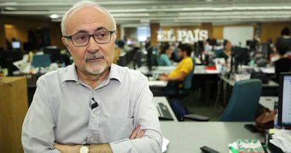 Joaquín Prieto, en una imagen de archivo.