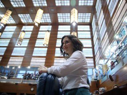 Tras trabajar con Aguirre y Cifuentes, la política popular llega al poder en Madrid