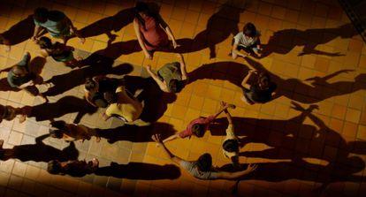 Fotograma de la película 'Mateo', de María Gamboa.