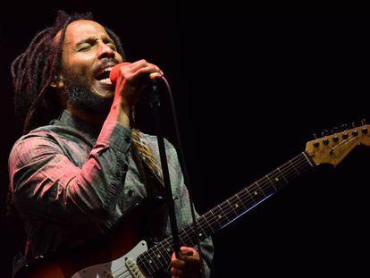 Ziggy Marley, el 26 de julio en el Womad Festival de Malmesbury (Reino Unido).