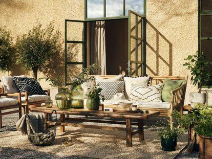Las rebajas de H&M Home: 10 objetos para decorar tu casa que saben a vacaciones en el campo