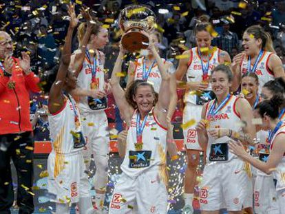 La selección consigue ante Francia su cuarto oro europeo, la séptima medalla consecutiva de un grupo de leyenda