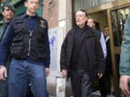 El exdirigente popular, que ya ha quedado en libertad, está imputado con un empresario en una investigación por cohecho