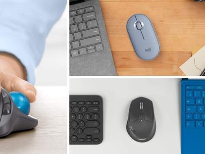 Estos mouse inalámbricos serán tus aliados para tener un escritorio libre de cables