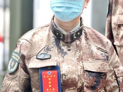 La científica china Chen Wei, que lidera una vacuna contra el coronavirus.