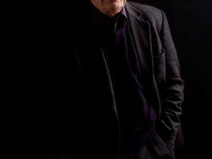 El compositor Alfred Brendel.