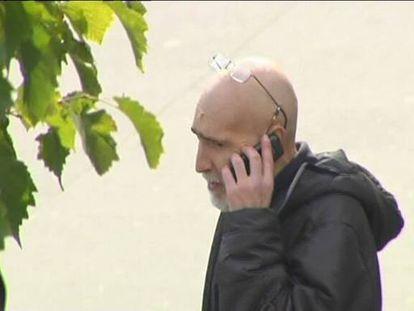 El juez obliga al etarra Bolinaga a que lo examinen los forenses de la Audiencia