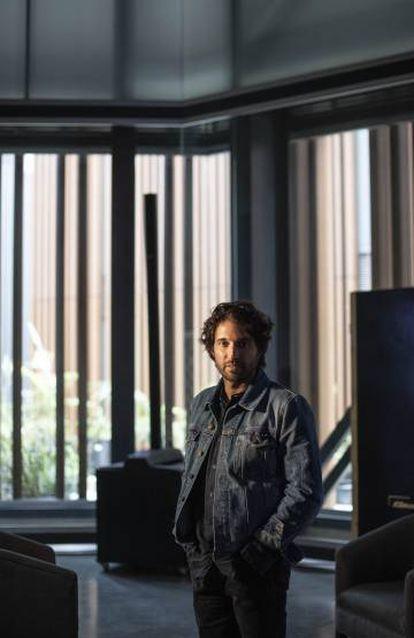 Alejandro Landes, director de la película Monos