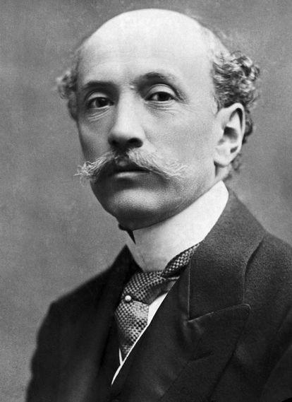 Eduardo Dato, hacia 1908, miembro del Partido Conservador y exministro de Gobernación. / EFE