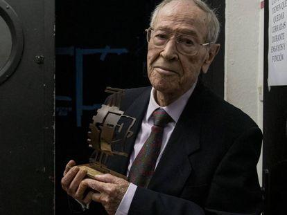 El actor de doblaje Claudio Rodríguez.