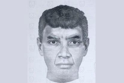Retrato elaborado por la Fiscalía de la Ciudad de México del presunto violador en serie relacionado con 13 casos de agresión sexual