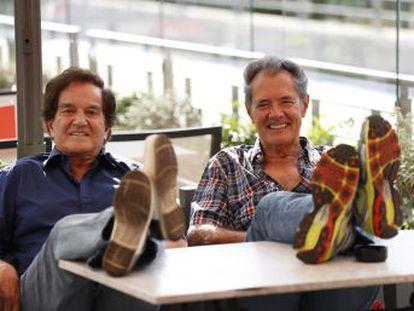 El grupo barcelonés, con casi 60 años de carrera, se presenta esta semana en Sonorama rodeado de grupos jóvenes