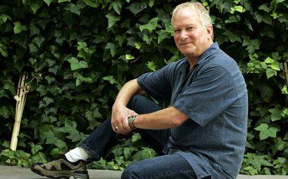 Syd Field, teórico de la escritura de guiones, en 2002.