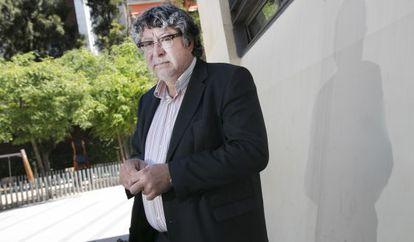 Antoni Balmón, secretario de Acción Política del PSC.