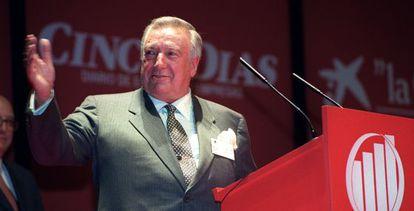 El presidente de Eulen, David Álvarez.