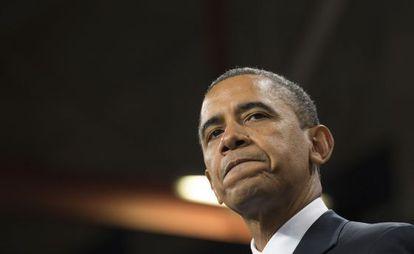 El presidente defiende la reforma de inmigración en Las Vegas.