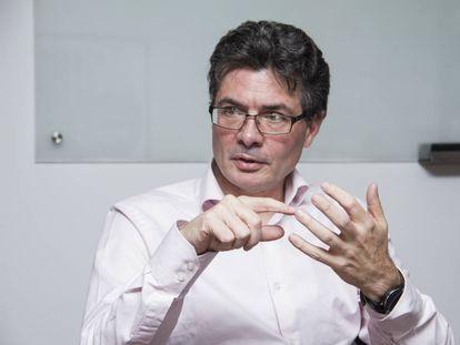Alejandro Gaviria, en una fotografía de archivo de 2019.