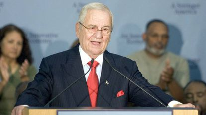Lee Iacocca, antiguo consejero delegado de Chrysler