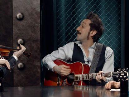Imagen del programa de Andreu Buenafuente rebautizado como 'Late Motiv Búnker'.