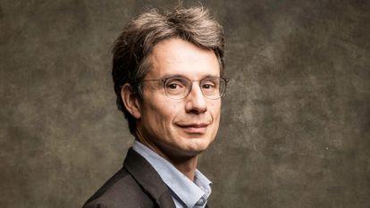 El ensayista y presidente de Arte France Bruno Patino.