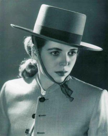 Patricia McCormick, pionera del toreo.