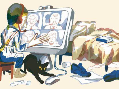 Cómo buscar un nuevo empleo en la era del teletrabajo