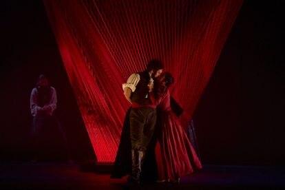 'Mariana Pineda' en el Teatro Español.