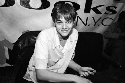 Leonardo DiCaprio es el actor más famoso del planeta pero nadie sabe nada sobre él. En la imagen, el actor retratado en Nueva York en 1995.