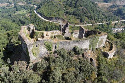 Castillo de Sarracín.