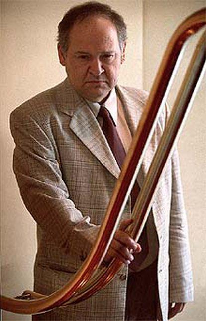 Daniel Sada, en Madrid.