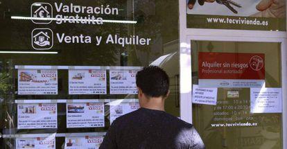 En España el 97% de la oferta está en manos de propietarios.
