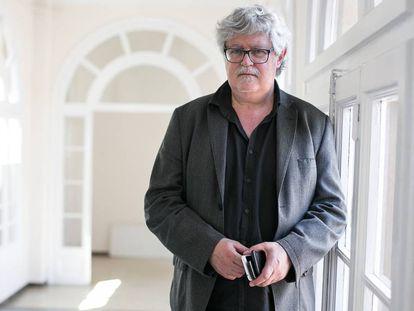 El doctor García Algar.