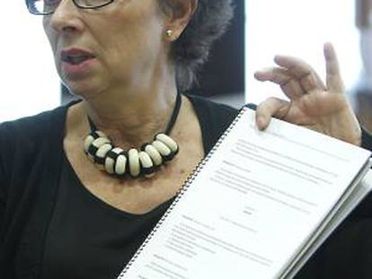 Carmen Martínez Aguayo, consejera de Hacienda y Administración Pública de Andalucía
