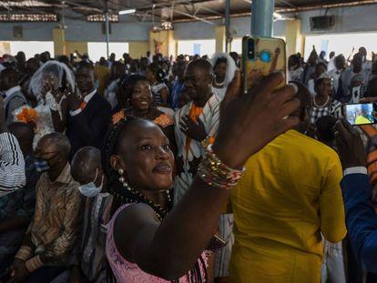 Temporada alta de bodas y bautizos en Burkina Faso