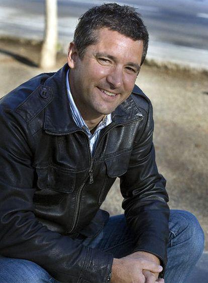 Gonzalo Giribet, en Barcelona.