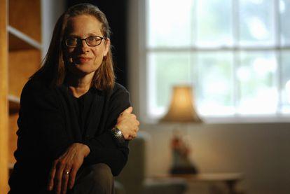 La escritora estadounidense Lydia Davis.