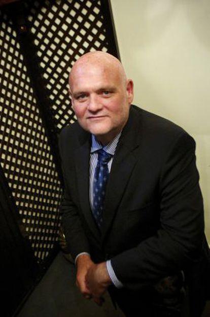 John Paton, consejero delegado de Digital First Media