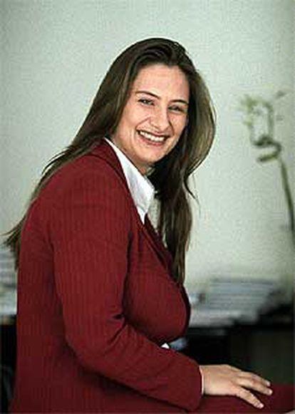 Lourdes Chamorro, secretaria del Plan Nacional sobre el Sida.