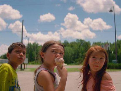 Fotograma de la película 'Florida Project'.