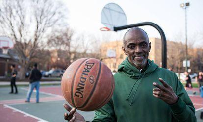 El activista y exjugador de la NBA Craig Hodges.
