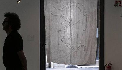La obra 'Minotauro', de Tania Berta Judith.