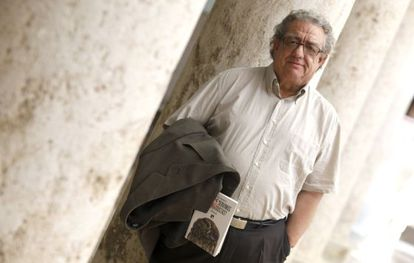 José María Izquierdo, en la Nau de la Universitat de València.