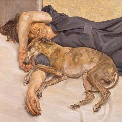 <i>Doble retrato</i>(1985-1986), de Lucian Freud.